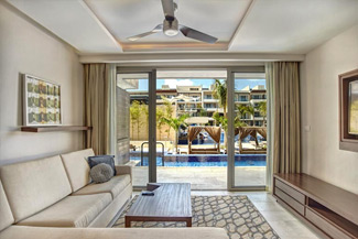 Hideaway royalton riviera cancun riviera cancun the - Cancun 2 bedroom suites all inclusive ...